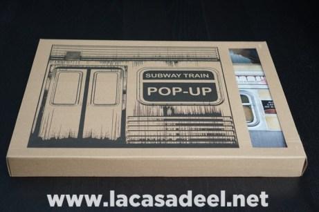 Subway Train Pop-Up Extreme Sets 1