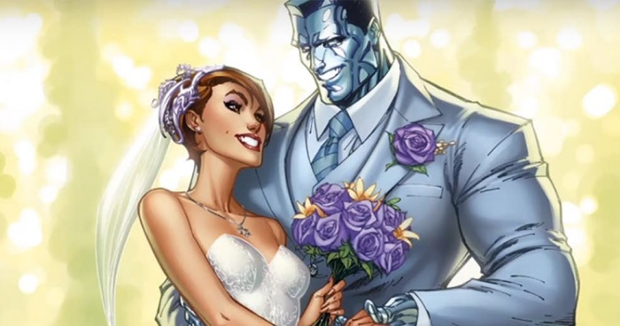 Marvel desvela la identidad de los contrayentes en la 'Boda del siglo'