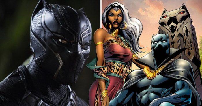 ¿Veremos a Tormenta en una secuela de 'Black Panther'?