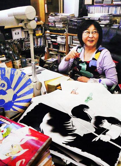 rumiko takahashi es nominada para ocupar una plaza en el salon de la fama de los eisner