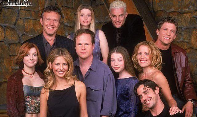 Buffy cazavampiros - temporada 5