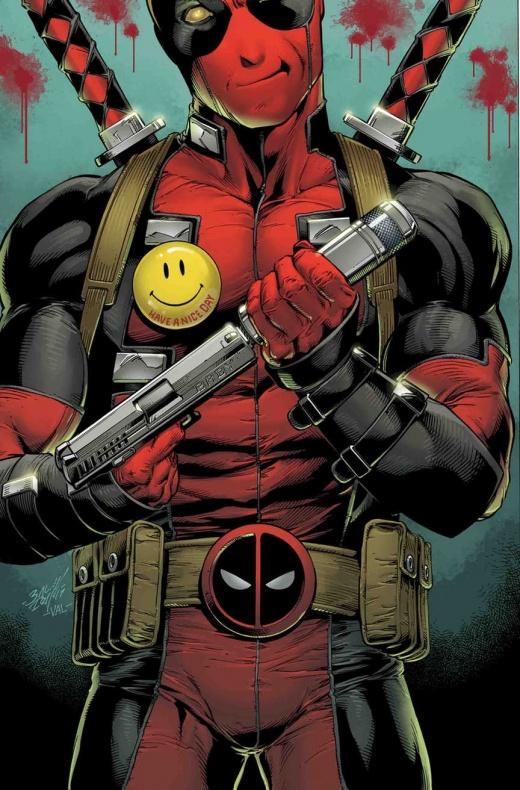 Deadpool Assassin 1