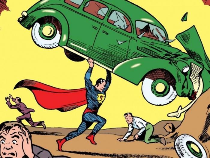 DC Comics celebra el 80º aniversario de Superman