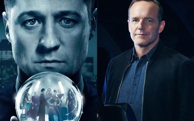 Gotham y Agents of Shield