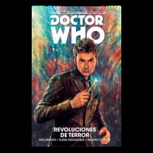 Portada de Doctor Who
