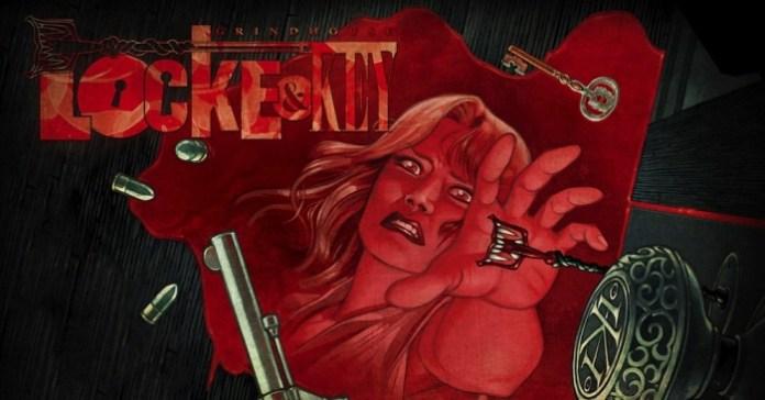 Locke and Key - portada número 21