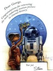 Star Wars supera a ET