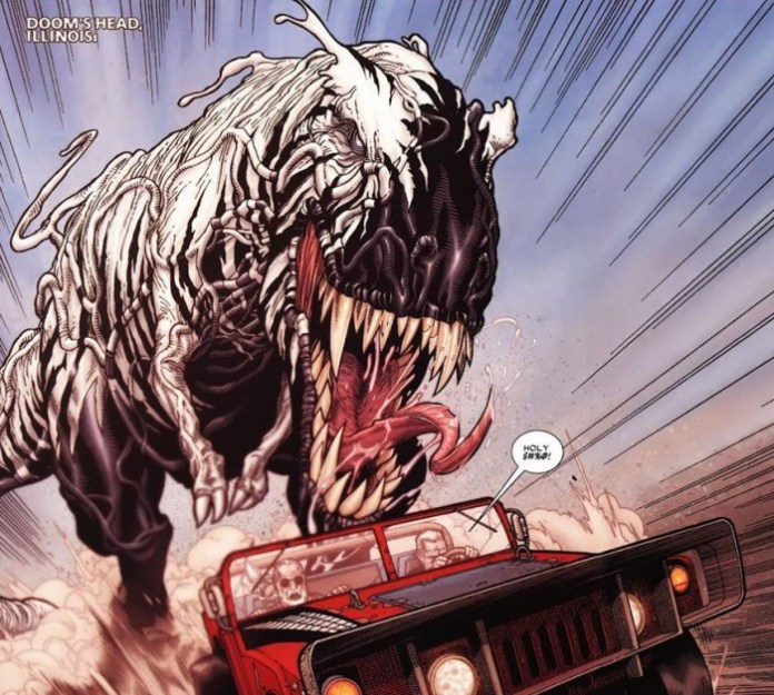 Old Man Logan-T-Rex