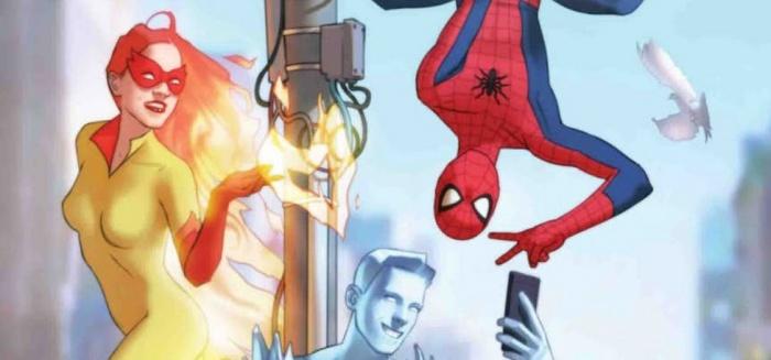 Spider-Man y sus increíbles amigos juntos de nuevo