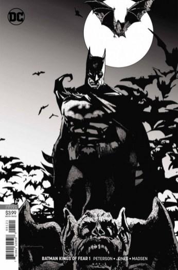 'Batman: Kings of Fear' Variant Cover