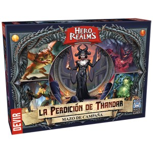 Hero Realms La perdición de Thandar Devir