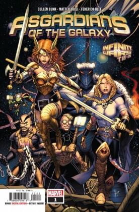 Asgardians Galaxy 7