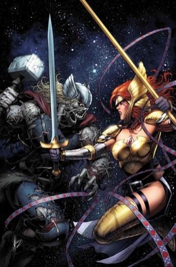 'Asgardians of the Galaxy' #3