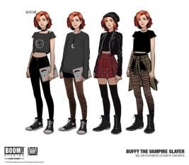 Willow boom comics
