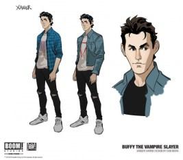 Xander boom comics