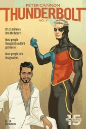 Peter Cannon Thunderbolt #1 Cover 2