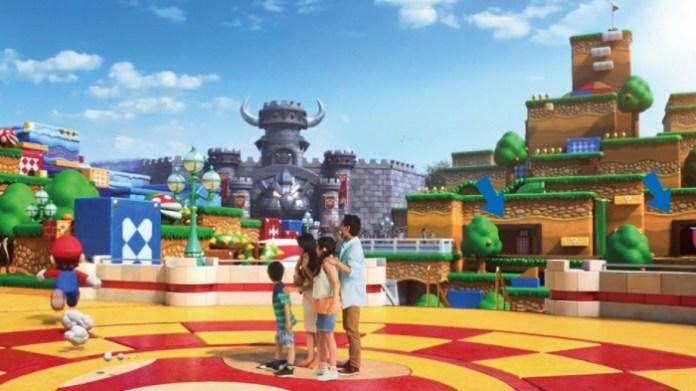 Nintendo park