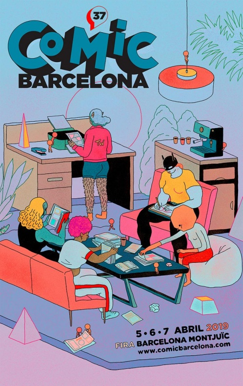 comic-bcn-cartel