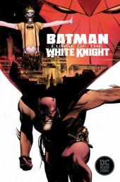 Batman Curse White Knight portada