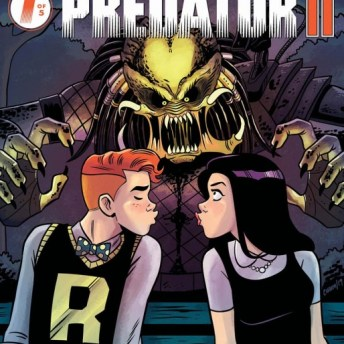 Archie Vs Predator II Derek Charm
