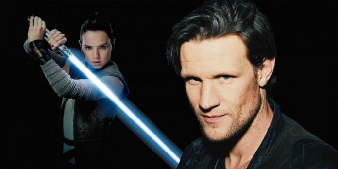 Matt Smith - Star Wars - El ascenso de Skywalker