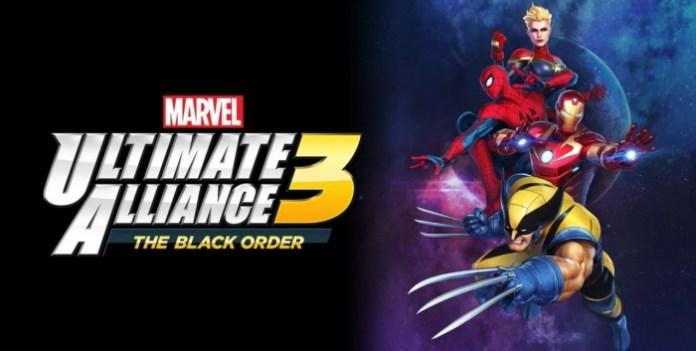 Marvel Ultimate Alliance 3: The Black Order - E3
