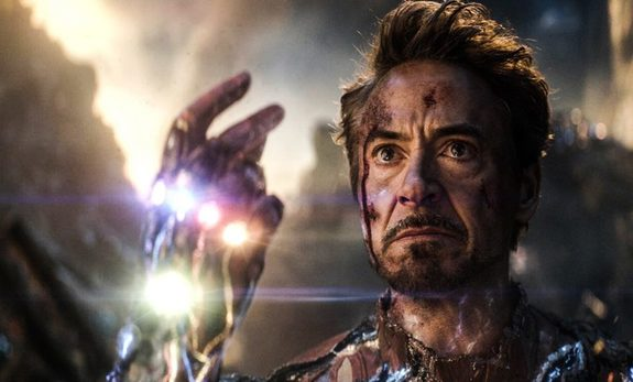 Robert Downey Jr. - Iron Man