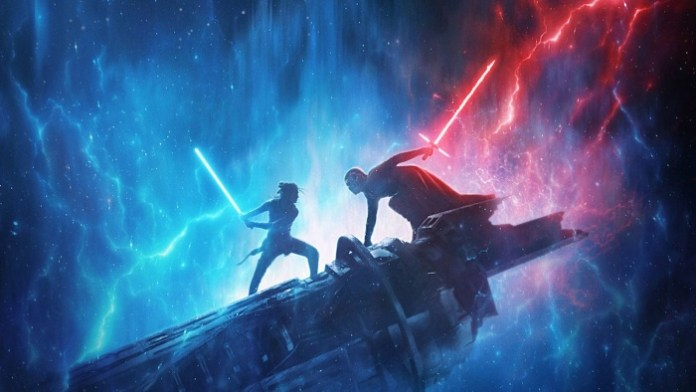 rise of skywalker poster feature