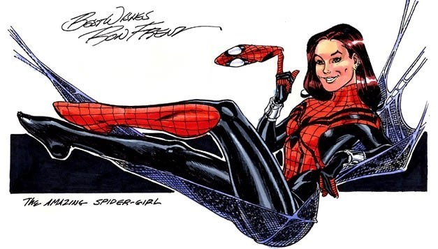 mayday parker