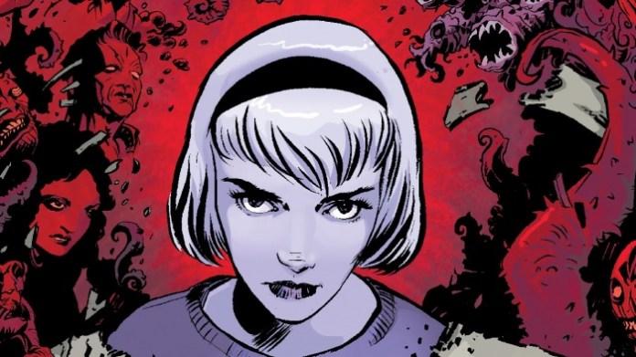 sabrina the teenage witch cómic 3