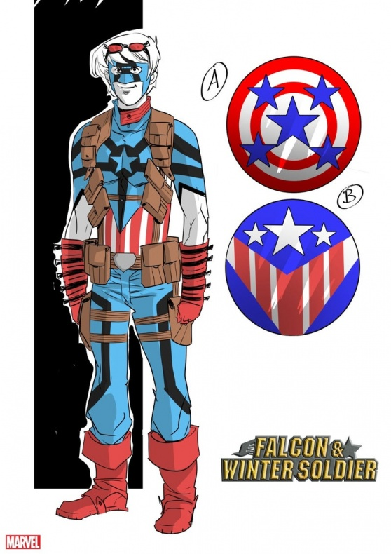 the natural falcon winter soldier 1205254