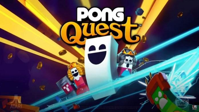 1 PONG Quest Announce Trailer YouTube Google Chrome 31 03 2020 15 49 01