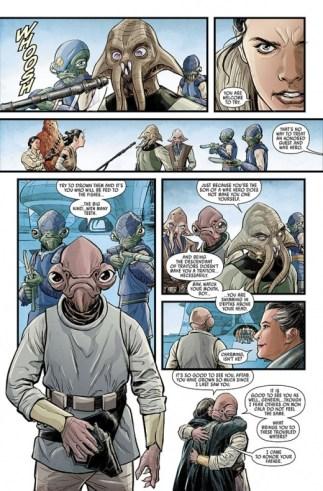 Star Wars Lealtad página