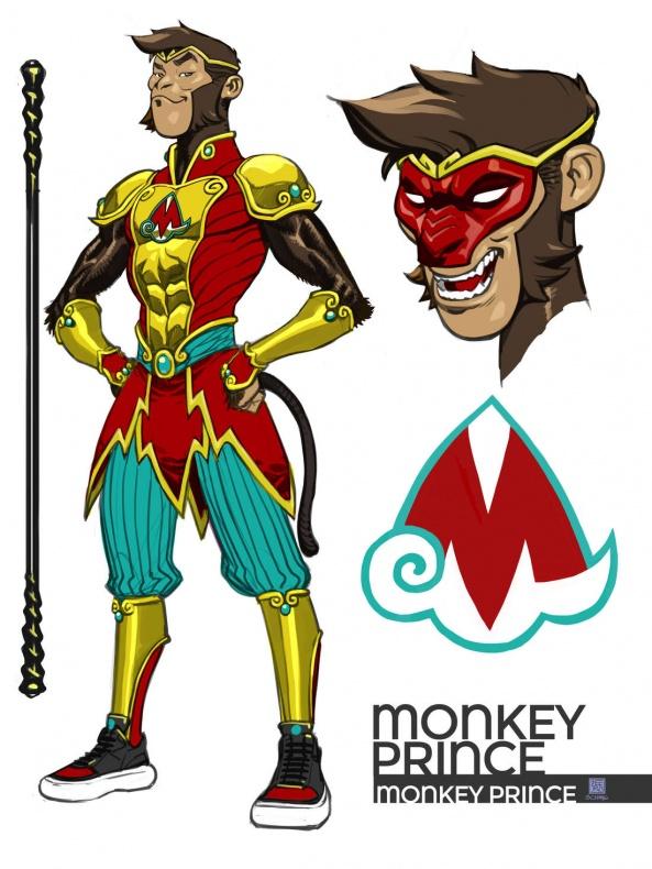Monkey Prince - DC Comics