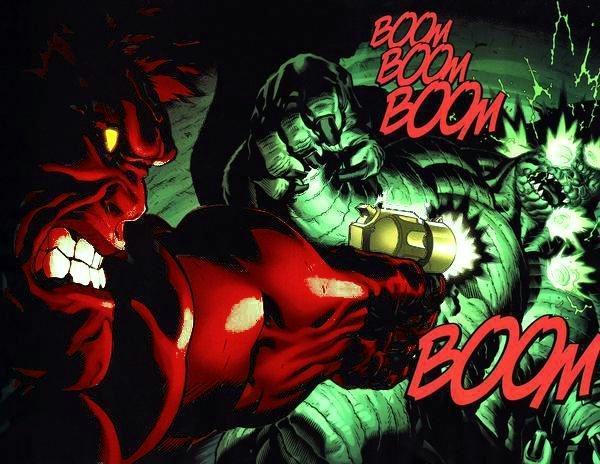 hulk rojo vrs abominacion