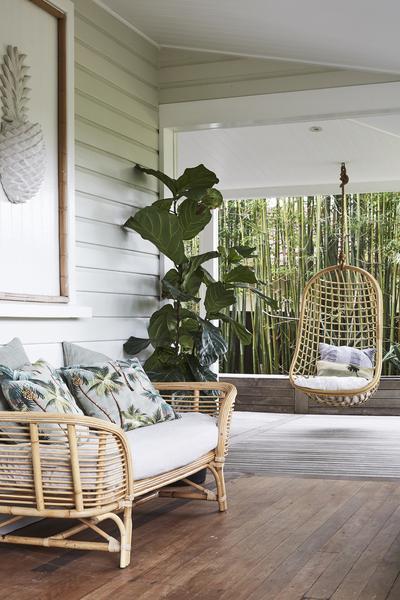 cozy balcony terrace summer 4