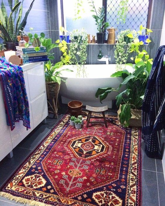 persian ethnic rugs