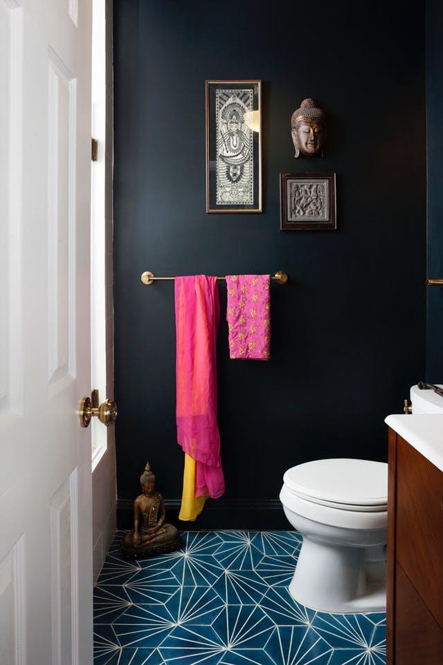 transform your bathroom with boho tiles 4