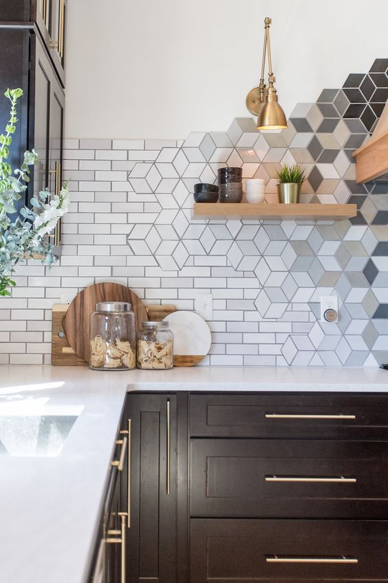 Transform Your Kitchen With Boho Tiles La Casa De Freja