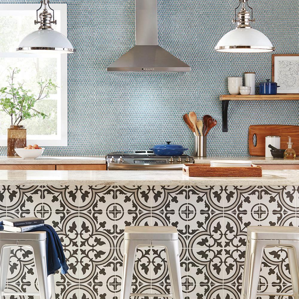 Transform your kitchen with boho tiles - La casa de Freja