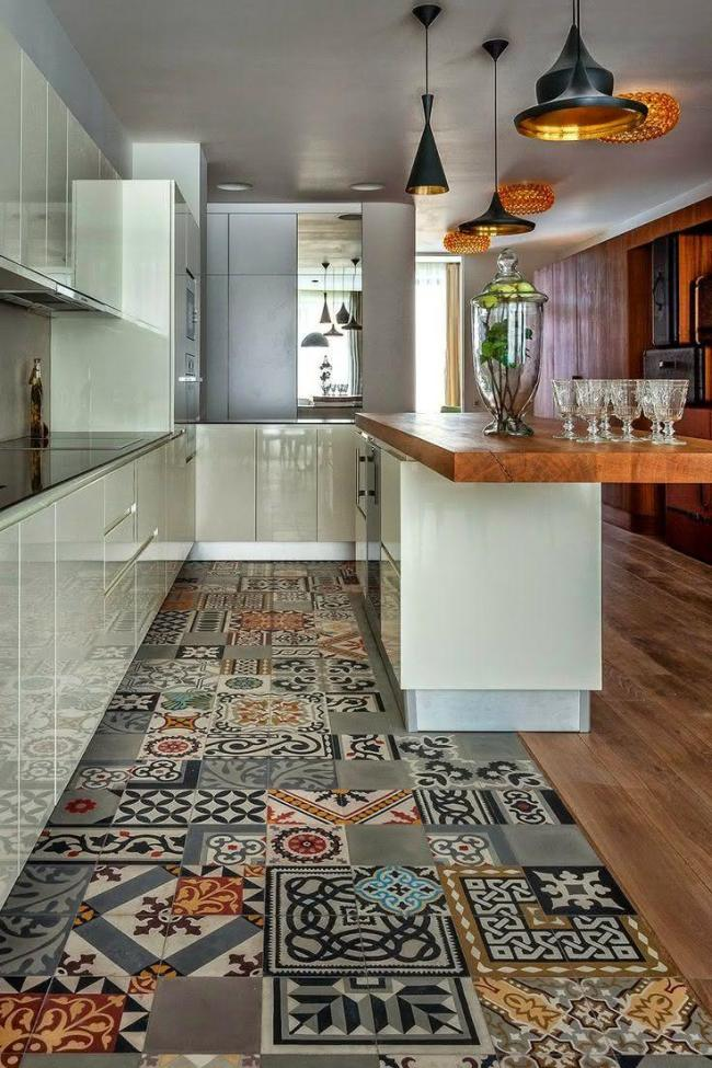 transform your kitchen with boho tiles 9