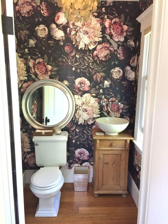 floral wallpaper 02