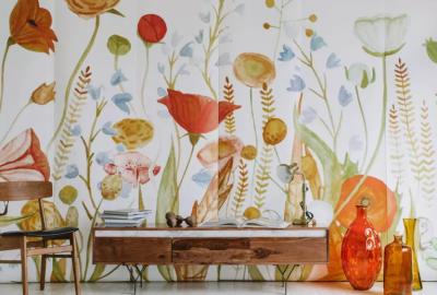 floral wallpaper 05