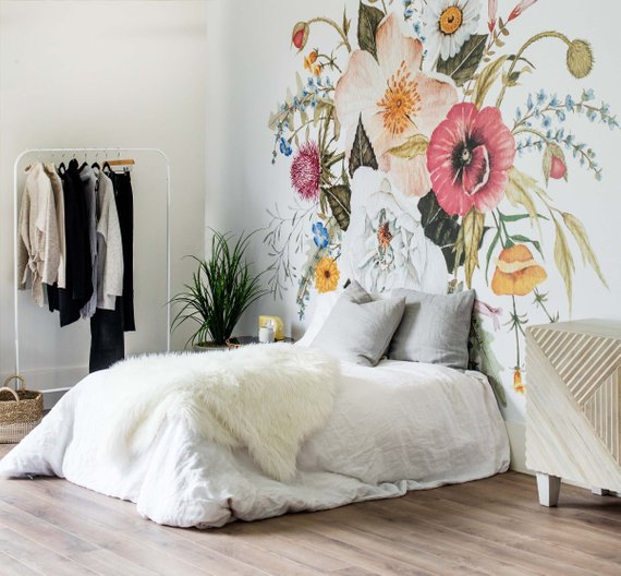 floral wallpaper 07