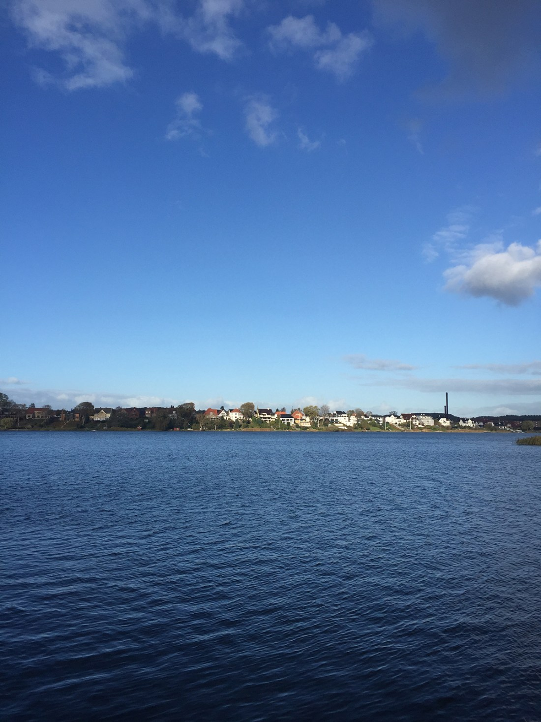 A very short visit to Silkeborg in Autumn 00