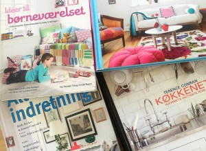 In search of decoration books in Denmark 1