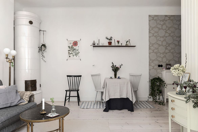 Romantic Scandinavian apartment 04