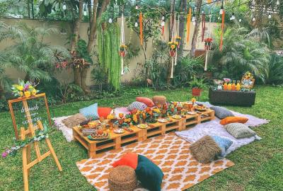 celebrate your boho style party 10