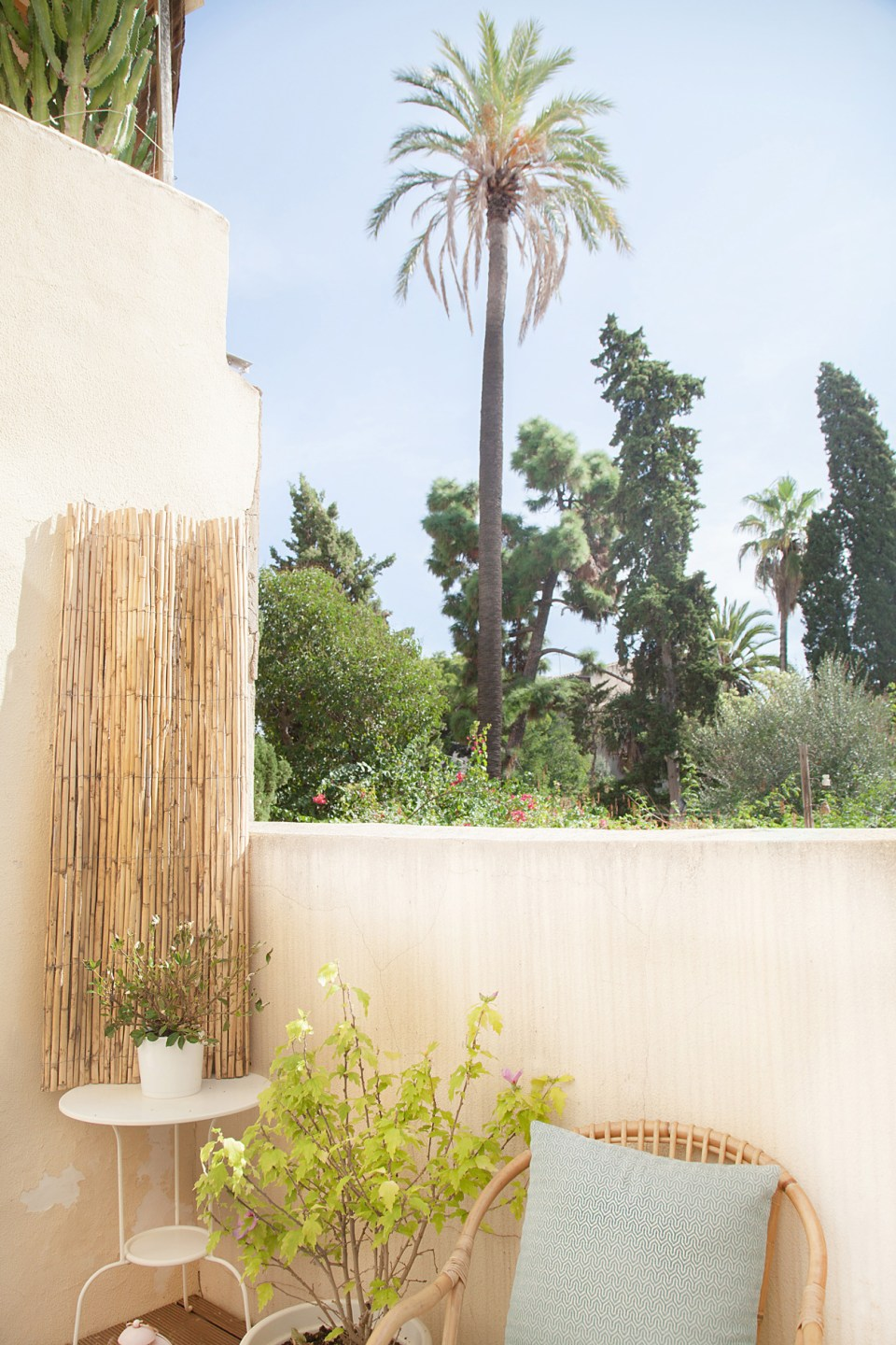 scandi boho apartment in Mallorca 02