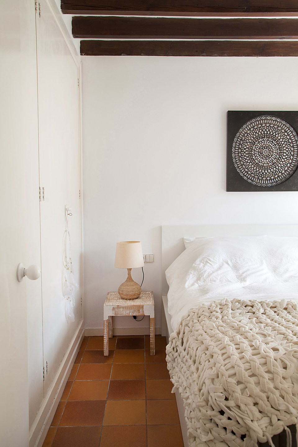 scandi boho apartment in Mallorca 10